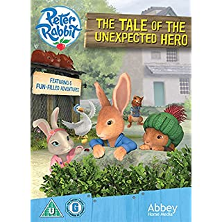 Peter Rabbit: The Tale Of The Unexpected Hero DVD