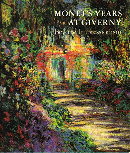 Giverny, Monet-museum (Monet's years at Giverny: Beyond Impressionism)