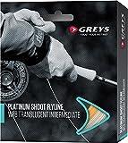 Greys Platinum Shoot Fliegenschnur Float WF7 1404488 Schwimmend Flyline Fliegen Schnüre