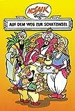 Mosaik von Hannes Hegen: Auf dem Weg zur Schatzinsel (Mosaik von Hannes Hegen - Ritter-Runkel-Serie, Band 8)