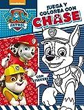 Juega y colorea con Chase (Paw Patrol - Patrulla Canina. Actividades)
