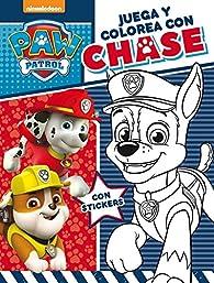 Juega y colorea con Chase par Nickelodeon