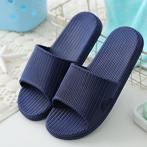 DogHaccd pantofole,I bagni sono freschi in estate donna sandali ciabattine stare a casa durante il periodo estivo e la vasca da bagno le coppie maschio piscina incantevole e raffreddare le pantofole Rete LAN1