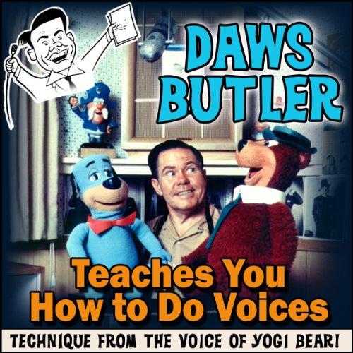Daws Butler Teaches You How to Do Voices  Audiolibri
