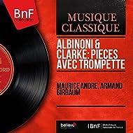 Albinoni & Clarke: Pièces avec trompette (Mono Version)