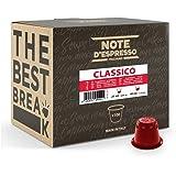 Note D'Espresso Classico Capsule per Caffè Compatibili Soltanto con Sistema Nespresso, 5.6 g x 100 caps
