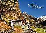 Alpen im Licht - Kalender 2016 - Korsch-Verlag - 42 x 30 cm