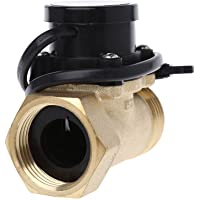 Amarzk Cannula N//C AC 230V G1//8 Brass Steam Air Generator Water Solenoid Valve Coffee