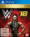 WWE 2K18 - Deluxe Edition - [PlayStation 4]