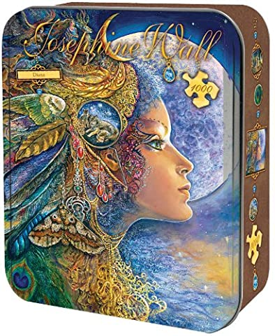 MasterPieces Puzzle Company Josephine Wall Puzzle in Collector Tin Diana