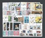 Goldhahn DDR Jahrgang 1980 postfrisch komplett Briefmarken für Sammler