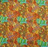 Foliage Printed Multicolor 41