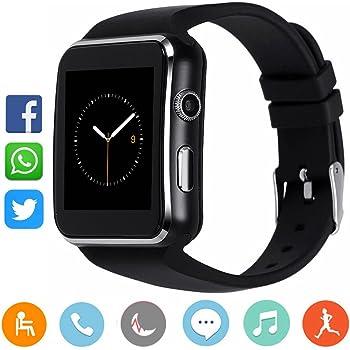 Herrenuhren Uhren 2018 Neue Edelstahl Bluetooth Smart Uhr Frauen Männer Sport Wasserdichte Smartwatch Led Farbe Touch Screen Uhr Unterstützung Sim Tf