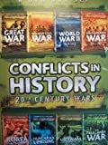 CONFLICTS IN HISTORY- 20TH CENTURY WARS : 8 DVD BOX SET