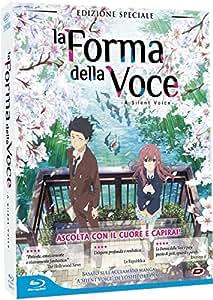 La Forma della Voce (La) (Special Edition) (First Press) (Blu-Ray)