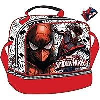Preisvergleich für SPIDERMAN - DISNEY Mittagessen-Beutel - Lunch Bag 337-62220