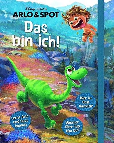 Disney - Arlo & Spot Meine Geheimnisse