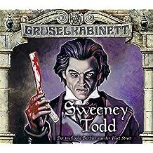Gruselkabinett - Folge 132 & 133: Sweeney Todd - Der teuflische Barbier aus der Fleet Street.
