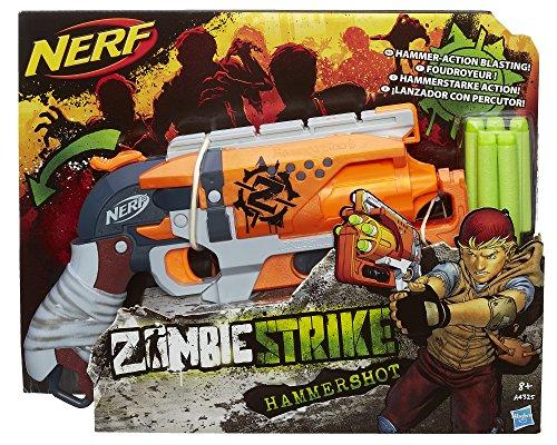 Imagen 1 de Nerf A4325, Pistola de Juguete Zombie Strike