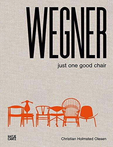 Hans J. Wegner: Just One Good Chair por Christian Holmstedt Olesen