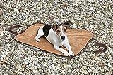 Wenko 809122900 Tragbare Hunde-Decke/Taschenbett