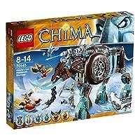 Lego Legends of Chima 70145 - Maulas Eismammuth
