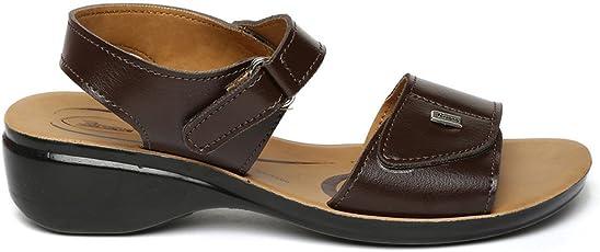 PARAGON SOLEA Women's Brown Sandals