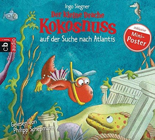 Preisvergleich Produktbild Der kleine Drache Kokosnuss auf der Suche nach Atlantis (Die Abenteuer des kleinen Drachen Kokosnuss, Band 15)