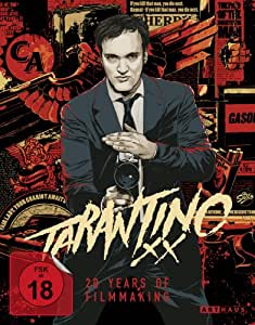 Tarantino XX: 20 Years of Filmmaking Reservoir Dogs/True Romance/Pulp Fiction/Jackie Brown/Kill Bill, Vol. 1/Kill Bill, Vol.2/Death Proof/Inglorious Basterds 9 Blu-rays: Quentin Tarantino