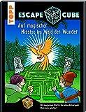 Escape Cube Kids Auf magischer Mission im Wald der Wunder: Das Escape-Abenteuer für Kinder mit dem Zauberwürfel - Norbert Pautner