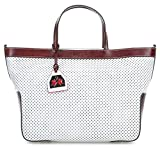 La Martina Aida Bolso shopping blanco