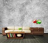 Premium Vliestapete Betonmauer - Grunge Fototapete DA00000942 Vliestapete XXL XXL 400 x 280 cm - 8 Teile - Vlies