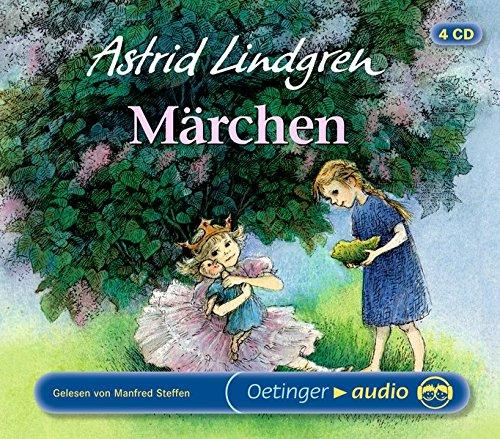 Märchen (4 CD): Gekürzte Lesung, ca. 300 min