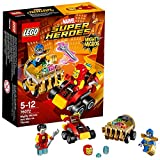 LEGO Marvel Super Heroes 76072 - Mighty Micros: Iron Man verses Thanos