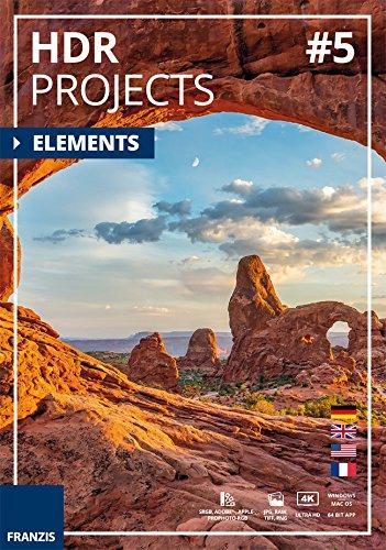 HDR projects 5 elements | Perfekt belichtete Bilder in jeder Situation | Für Windows & Mac