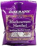 Jakemans Blackcurrant Mentholbonbons Johannisbeergeschmack 10 Beutel zu 100g