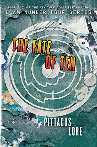 The Fate of Ten (Lorien Legacies) por Pittacus Lore