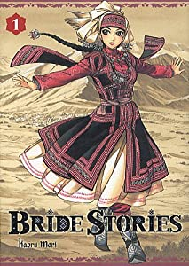 Bride Stories Edition simple Tome 1