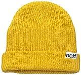 Neff Fold Heather Beanie schwarz/grau one size Senape