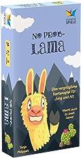 Starnberger Spiele 86047 - No Problama - Vergnügliches Kartenspiel für die Ganze Familie - Geschenk für Lama-Fans