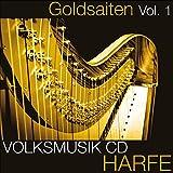 VARIOUS - GOLDSAITEN VOL.1-VOLKSMUSIK CD HARFE (1 CD)