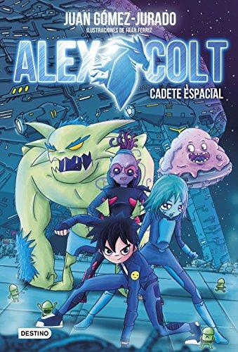 Alex Colt 1. Cadete espacial