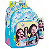 "Soy Luna ""Faces"" Sac à Dos officiel, sac à dos scolaire"