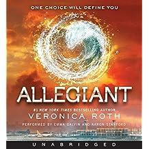Allegiant CD (Divergent Series, Band 3)