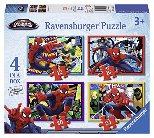 Ravensburger 07363 - Puzzle Ultimate Spider-Man