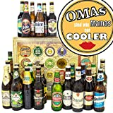 Omas sind wie Mamas nur cooler   24 Biere   Bier Box   Bier aus D und der Welt