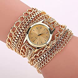 New Fashion Women Watches Gold Silvery Black 4 Colors Steel Quartz Ladies Watch Women Wrist Watches Clock relogio feminino