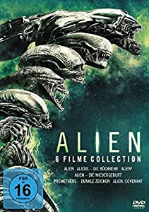 Alien - 6 Filme Collection [6 DVDs]