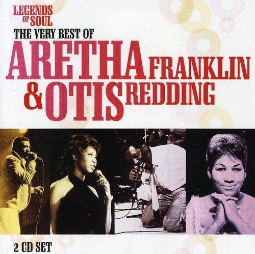 Legends Of Soul - The Very Best Of Aretha Franklin & Otis Redding by Legends Of Soul - The Very Best Of Aretha Franklin & Otis Redding (2008-01-13) (Otis Redding Greatest Hits)