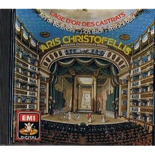 ARIS CHRISTOFELLIS L'AGE D'OR DES CASTRATS